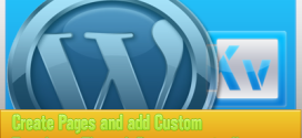 How to Create Pages Programmatically and Add Template – WordPress