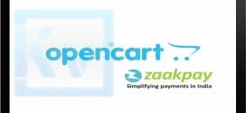 Zaakpay Payment Gateway Integration – OpenCart Part 2