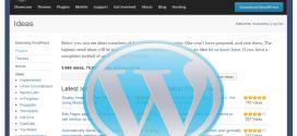 Suggest Your Ideas to WordPress development