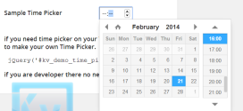 How to Include jQuery DateTime Picker With WordPress