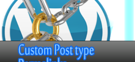 Custom Post Type and Taxonomy Permalink Creation