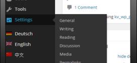 Create Multi-Language WordPress Site