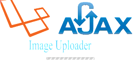 jQuery AJAX Uploader For Laravel