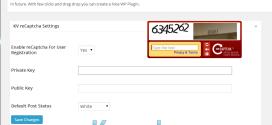 Integrate reCAPTCHA WordPress Registration Page