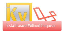 Install Laravel Without Composer