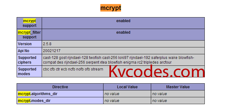 mcrypt_for_laravel