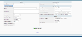How to Add Bar-code Scanning Instead of Item Code in Frontaccounting