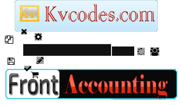 Fa-kvcodes-faicons