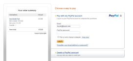 WordPress PayPal Merchant Cart Integration without Plugin