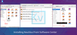 How to Install Nautilus File Manager