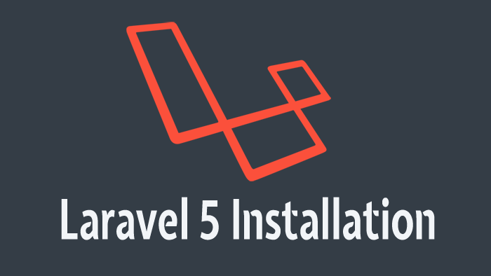 Installing Laravel 5 On Windows Xampp