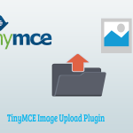TinyMCE Image Upload Plugin