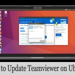 How to Update Teamviewer on Ubuntu