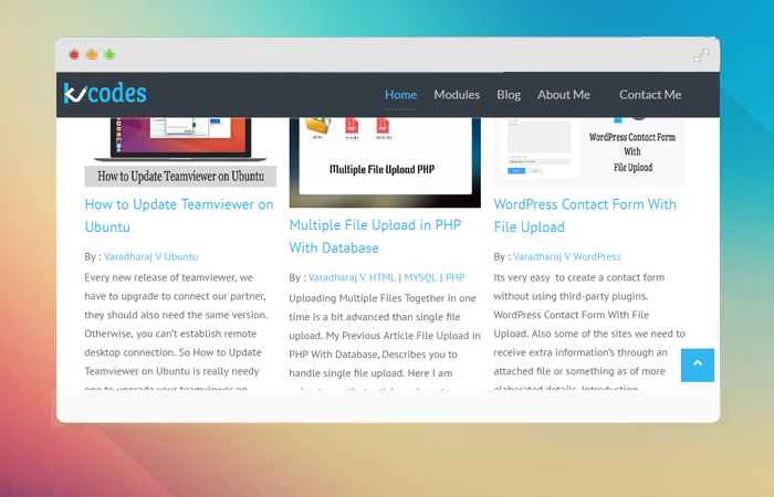 jQuery-Simple-Sticky-Header-on-Scroll
