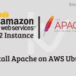 Install Apache on AWS Ubuntu