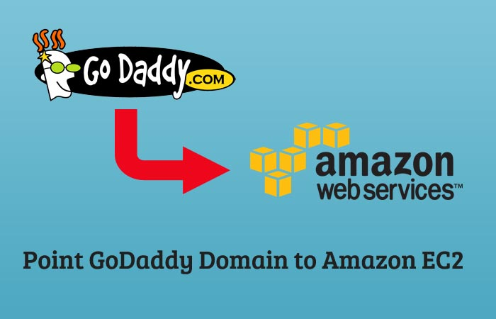 Point GoDaddy Domain to Amazon EC2