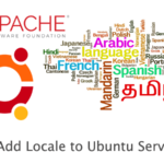Add Locale to Ubuntu Server