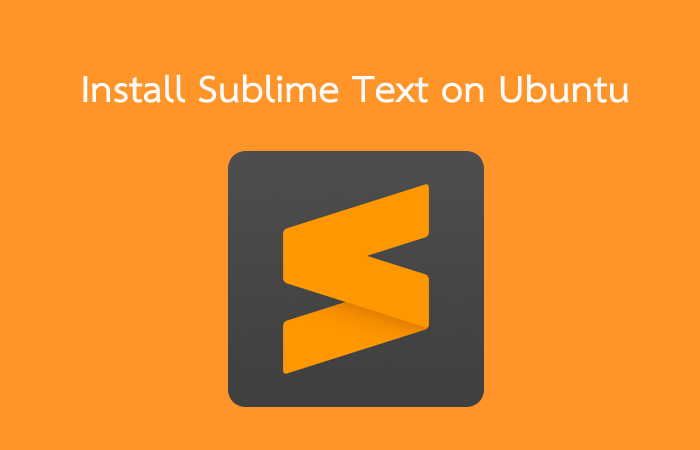 Install Sublime Text on Ubuntu